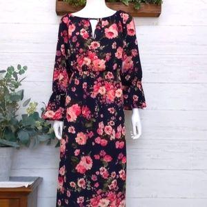 NWT Charlotte Russe maxi dress XL